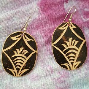 Jewelry - Jicama earings