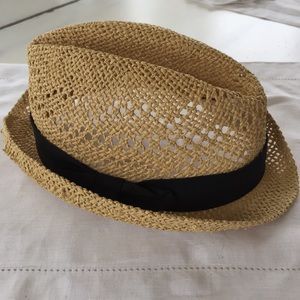 Straw Hat from H & M