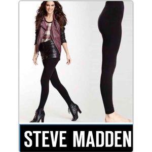 🌷Trendy Black Fleeced Warm leggings