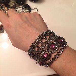 Jewelry - Layered bracelet