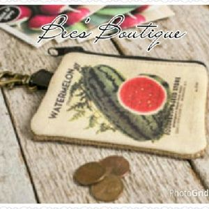 Seed Pack Coin Purse