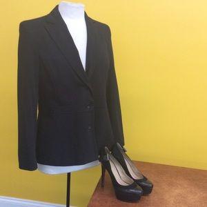 Jackets & Blazers - Nine & company black blazer. Size 8