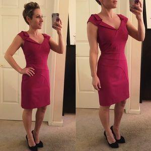 Dresses & Skirts - ❤ | sophisticated magenta dress |