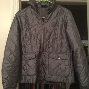 Quilted jacket size small
