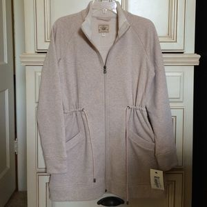 Ugg Hooded Leather Jacket - cheap watches mgc-gas.com ad61c764c