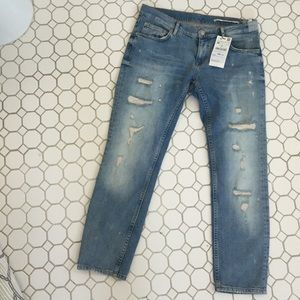 Denim nwt