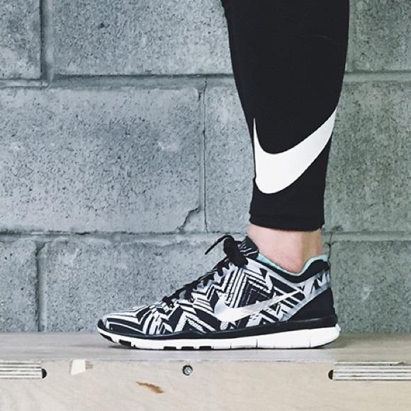 Nike Womens Free 5.0 Tr Fit 4 Print d6baa6b84