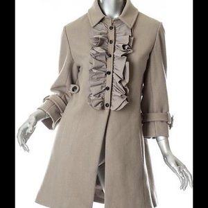 Manoush Grey Tuxedo coat