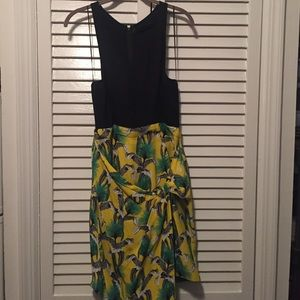 Proenza Schouler tropical dress
