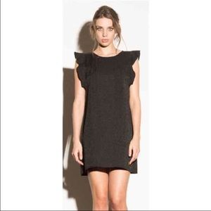 Loup Dresses & Skirts - 💕 2X Host Pick💕Loup NYC Black Shimmer Dress