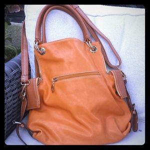 Handbags - Brown big purse, new