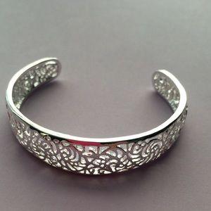 ⬇️SALE! SALE !Silver Cuff Bracelet