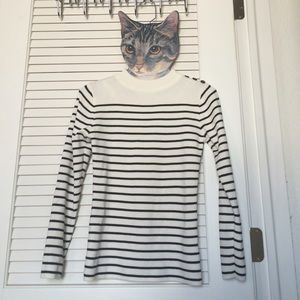 few moda Sweaters - Few moda stripe sweater