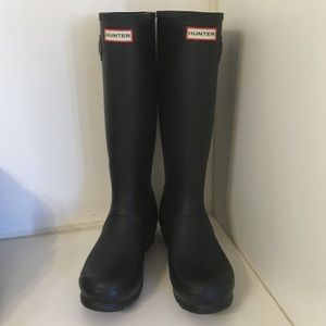 Hunter tall mate boots