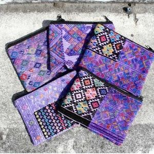 Ketzali Recycled Pouch