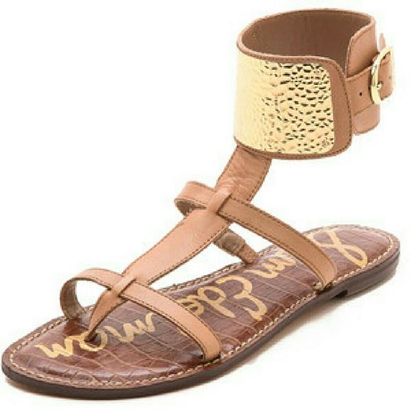b69d9469ff4 NWOB Sam Edelman Genette gladiator sandals