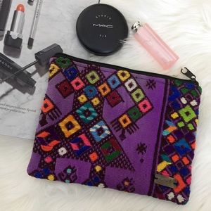 Ketzali Handbags - Ketzali Textile Make-up Bag. Price firm.