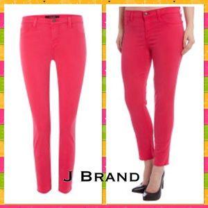 J Brand Pants - J Brand Capri Pants PRICE FIRM