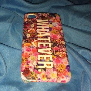 Accessories - iPhone case.
