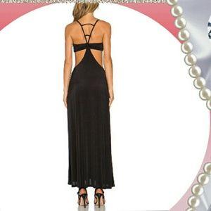X naven twins real talk maxi dress nbd