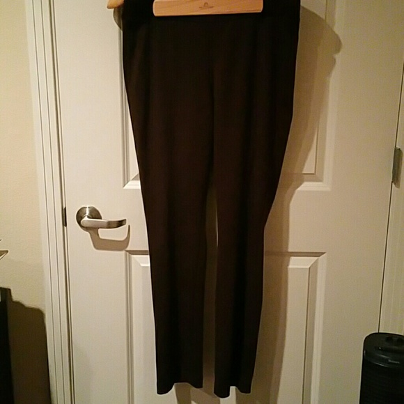Rafaella Pants - Stretchy knit pants