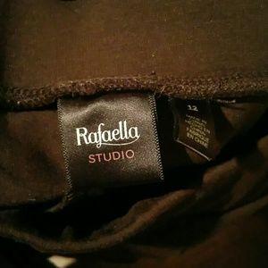 Rafaella Pants - Stretchy knit pants