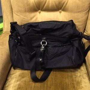 d802d3bf0f Cole Haan Bags | The Kyle Baby Bag Nylon Leather | Poshmark