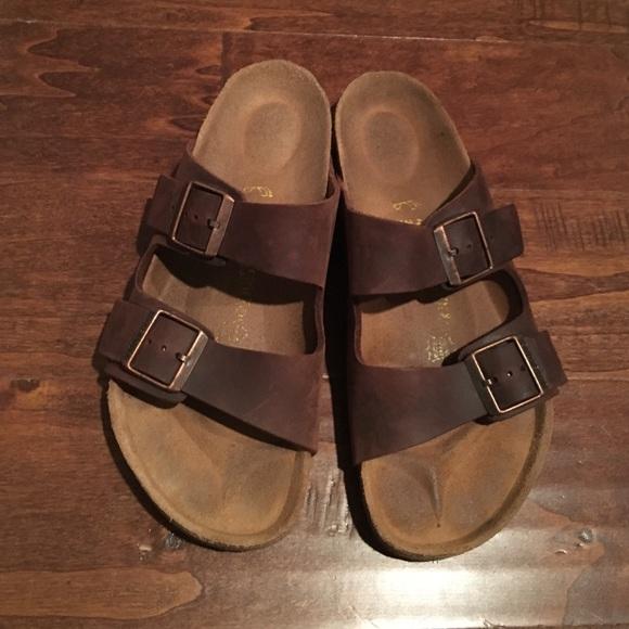 871ef4a2e7ae Birkenstock Other - Men s Arizona Birkenstock in habana oiled leather