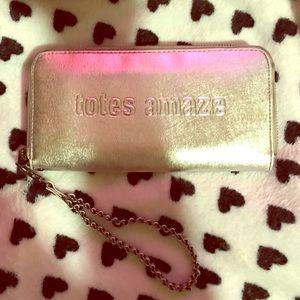 """""""Totes Amaze"""" wallet"""