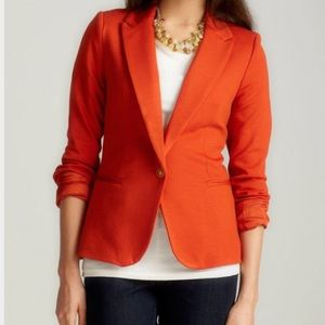 Vivienne Tam orange blazer