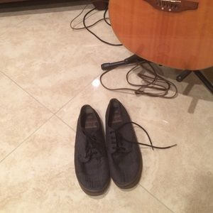 Bobs Other - Men's BOBS denim tie shoes. Great condition