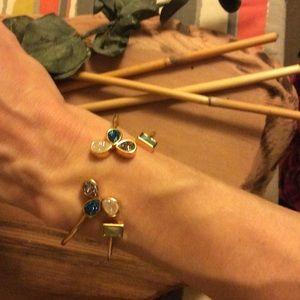 Jewelry - •Druzy bracelet•