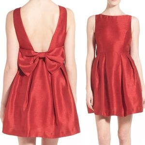 Soprano Dresses & Skirts - NEW Soprano Red Bow Tulle Skirt Dress