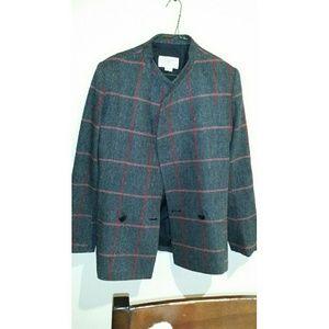 Vintage Plaid blazer