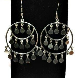 🔮Gypsy Goddess Sterling Silver Earrings