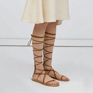 ISO these Zara Gladiator Sandals! Size 39