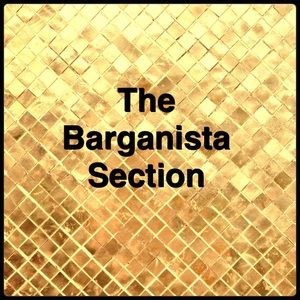 The Barganista section