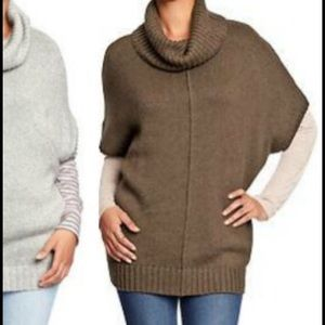 Cowl neck top from old navy size M/L