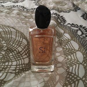 Georgia Armani Si eau de parfum