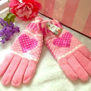 Accessories - 👑Super cute winter extra warm gloves👑Pink