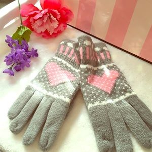 Accessories - 👑Super cute winter extra warm gloves👑GRay