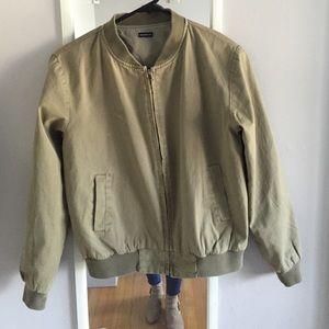 Light Green Jacket bUsAen