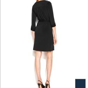 Michael Kors Dresses - Michael Kors Navy Chain Dress
