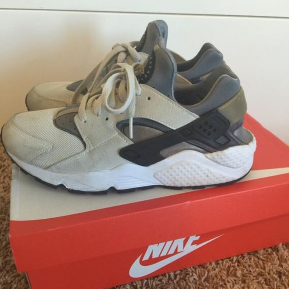 Rare huaraches men's 8.5 womens 9.5/10