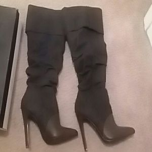 Sophia and Lee boots