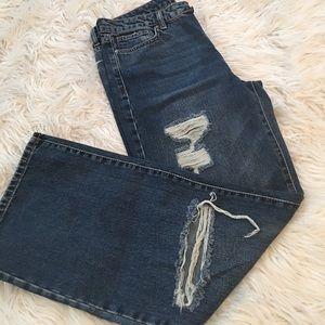 Forever 21 Denim - Brand New Forever 21 distressed jeans (size 30).