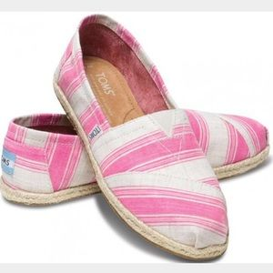 TOMS Shoes - Toms Striped Shoes