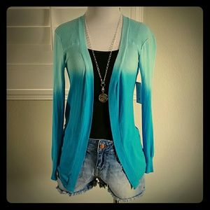boutique item Sweaters - Ombre cardigan