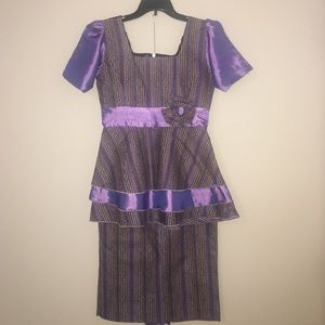 Other - purple two piece