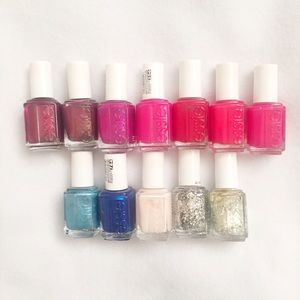 Essie Nail Polish Lot